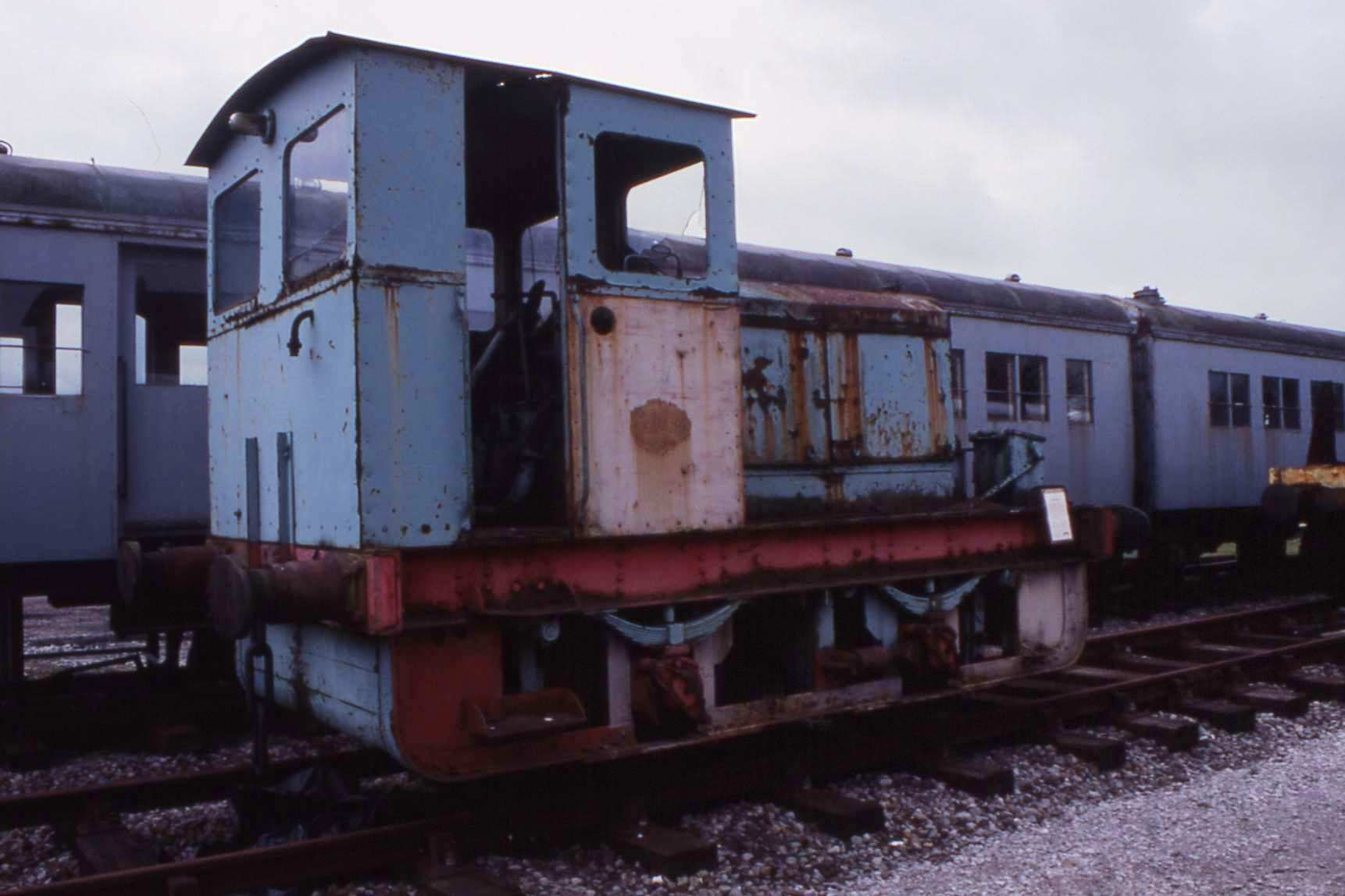 2102 in store - March 2002