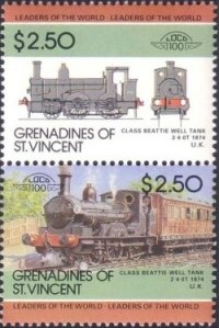Saint Vincent and the Grenadines Beattie Stamp