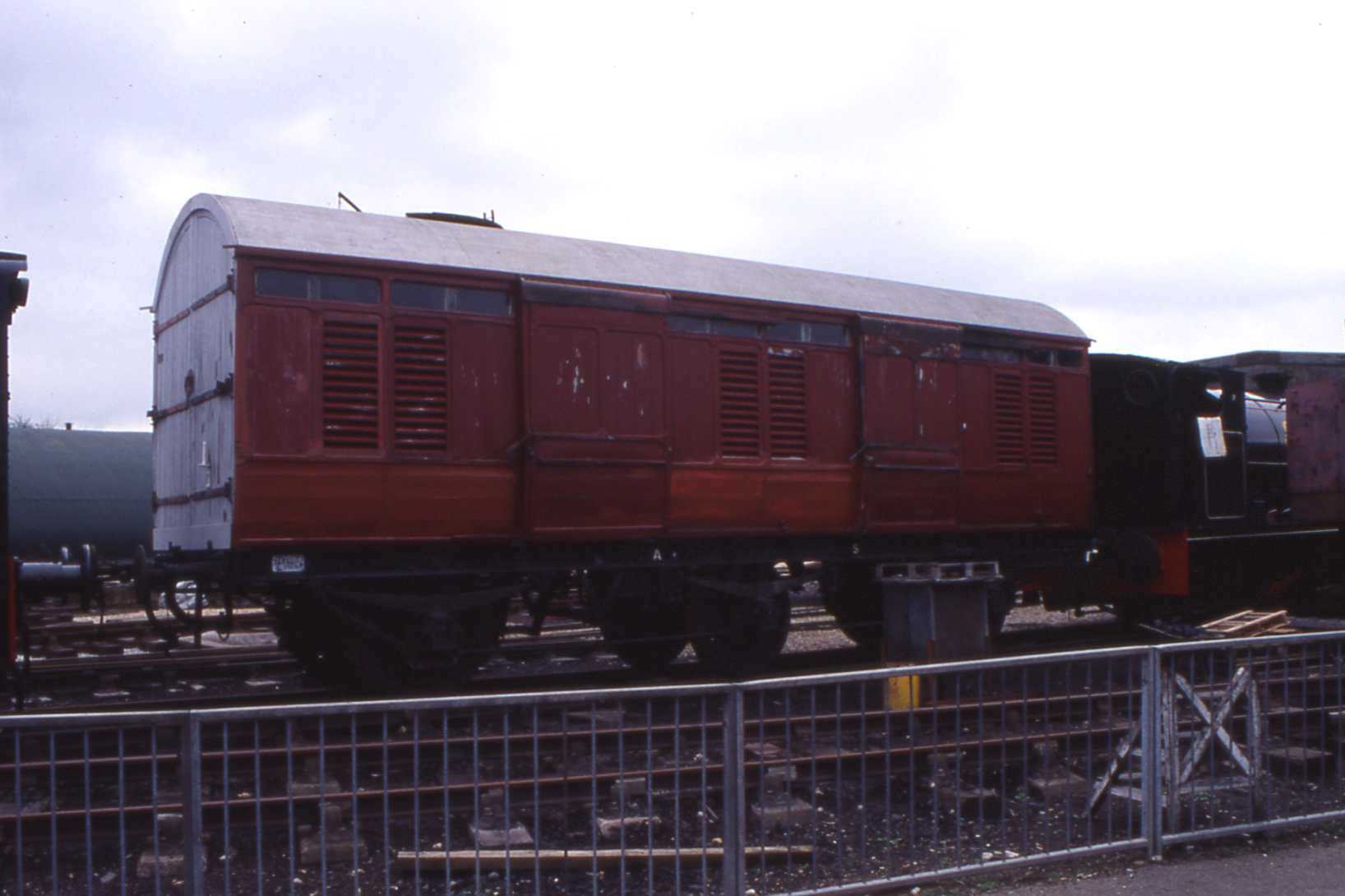 LNWR Combination Truck