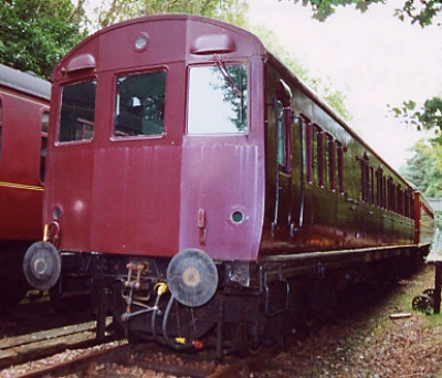 Met No. 249 at the Spa Valley Railway 10th October 2000
